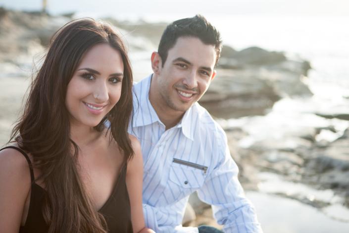 Image 7 of La Jolla Cliffs Proposal | Kaytie and Asafe