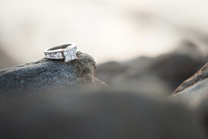 Image 6 of La Jolla Cliffs Proposal | Kaytie and Asafe