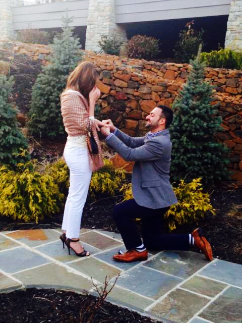 cute marriage proposal photos