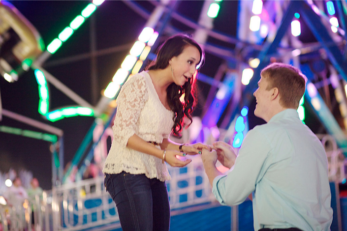 Image 5 of State Fair Marriage Proposal | Cassia and Jonathan