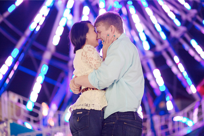Image 7 of State Fair Marriage Proposal | Cassia and Jonathan
