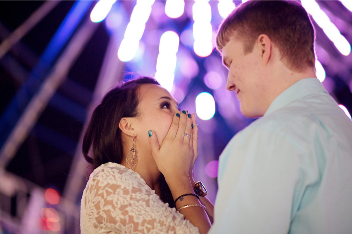 Image 4 of State Fair Marriage Proposal | Cassia and Jonathan