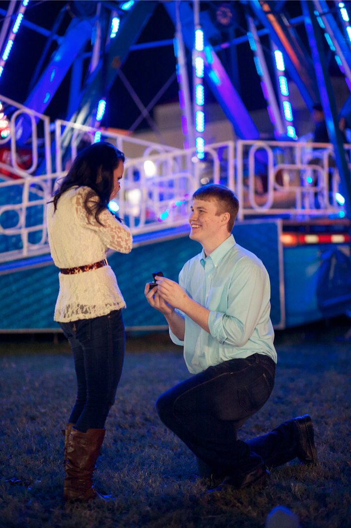 Image 15 of State Fair Marriage Proposal | Cassia and Jonathan