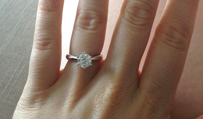 queenstown engagement ring