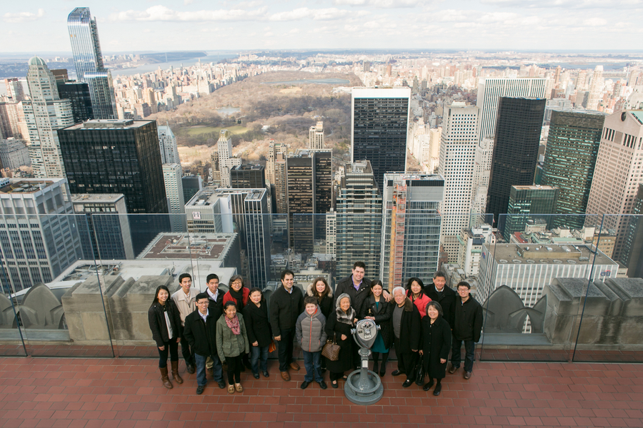 Image 6 of Top of the Rock Marriage Proposal