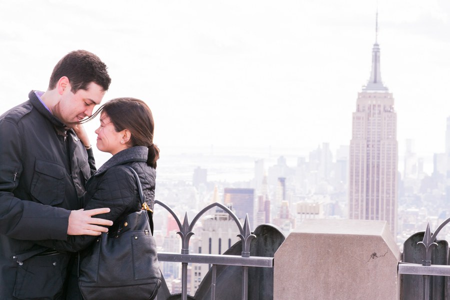 Image 9 of Top of the Rock Marriage Proposal