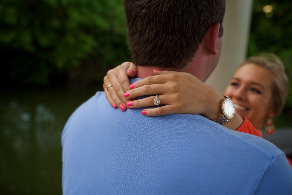 Image 11 of Elizabeth and Nathan | Piedmont Park Proposal in Atlanta