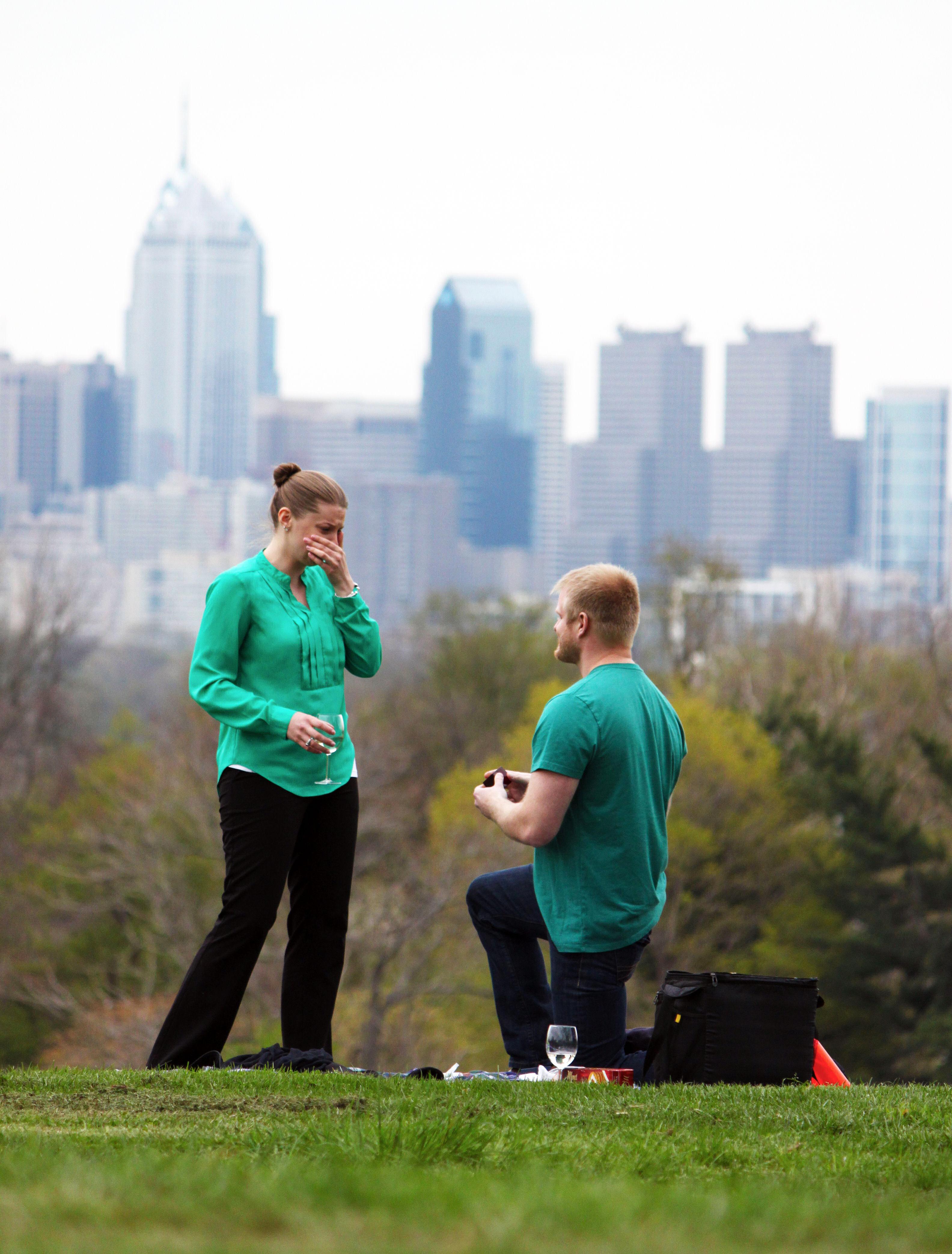 Image 5 of Amy and Tom   Philadelphia Marriage Proposal