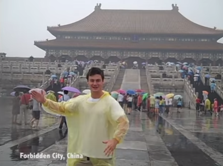 Image 1 of It Took 4 Years & 26 Countries to Make this Proposal Video