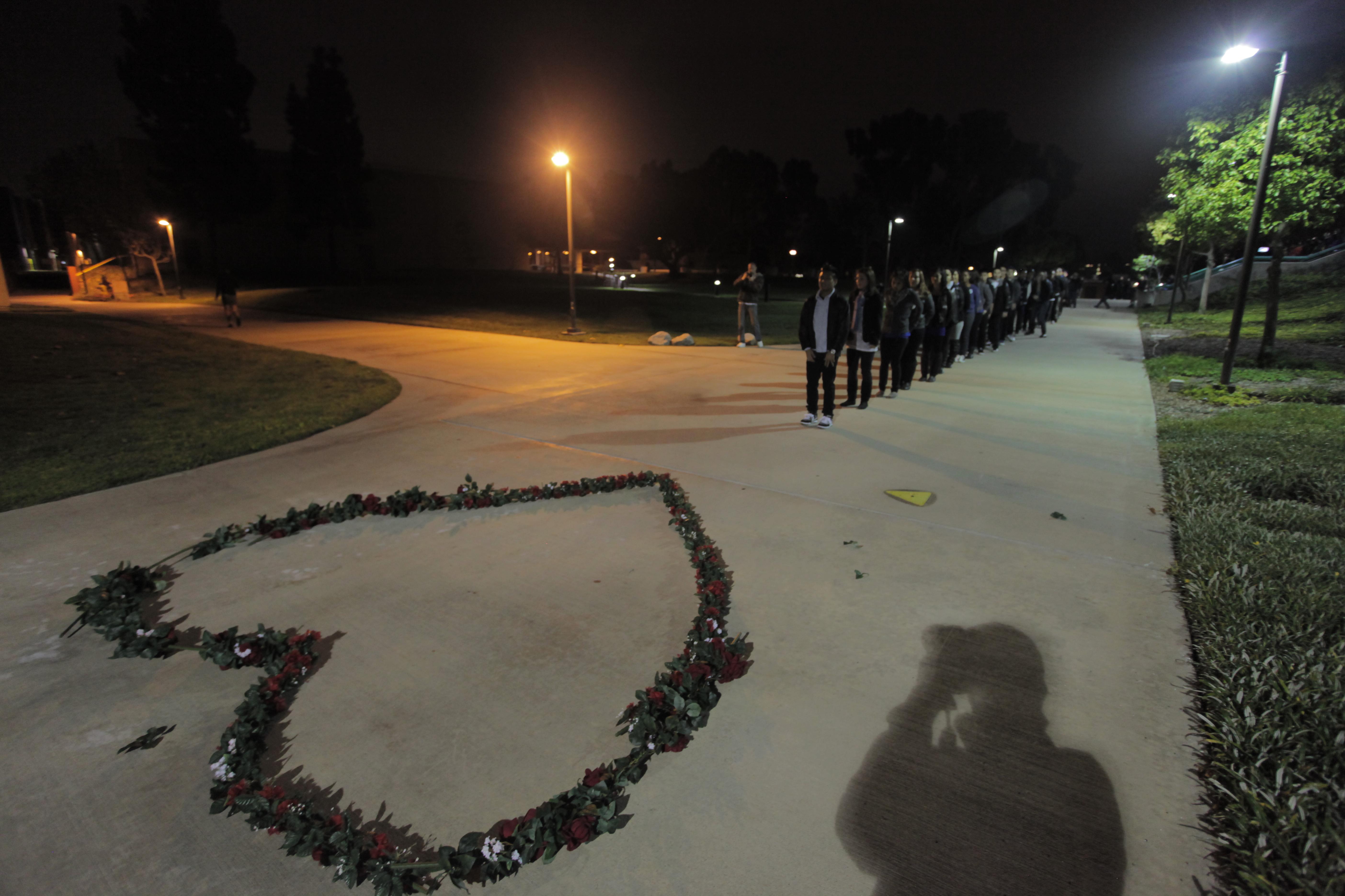 Flash Mob Proposal at Cal State