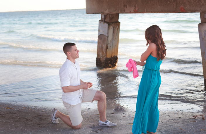 Image 3 of Shae and John | Air Force Marriage Proposal