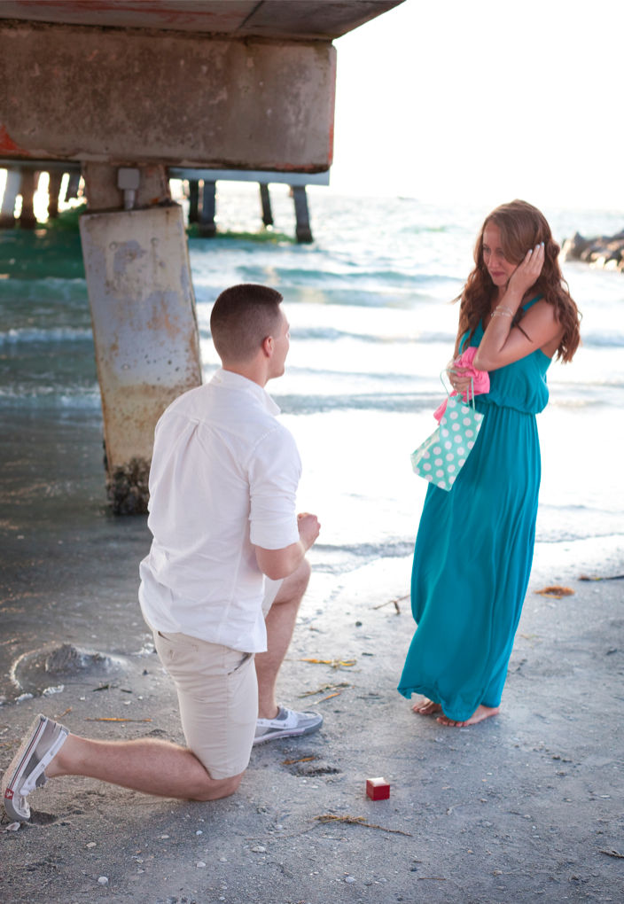Image 1 of Shae and John | Air Force Marriage Proposal