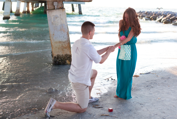 Image 4 of Shae and John | Air Force Marriage Proposal