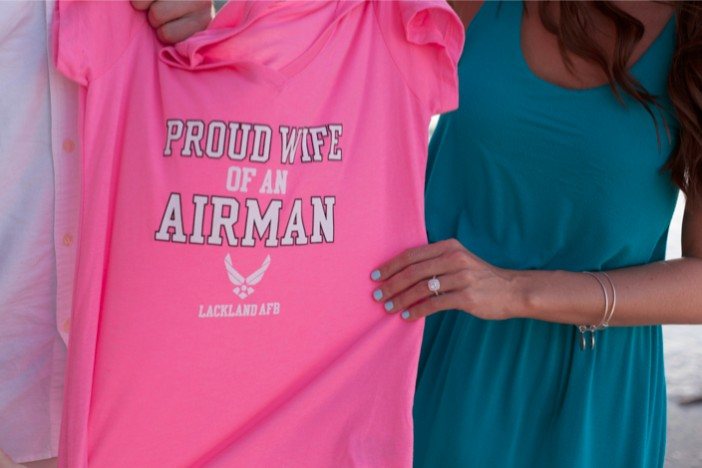 air force marriage proposal