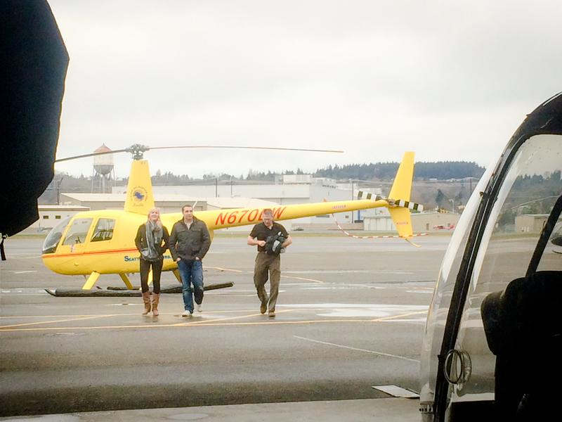 Seattle Scavenger Hunt Proposal