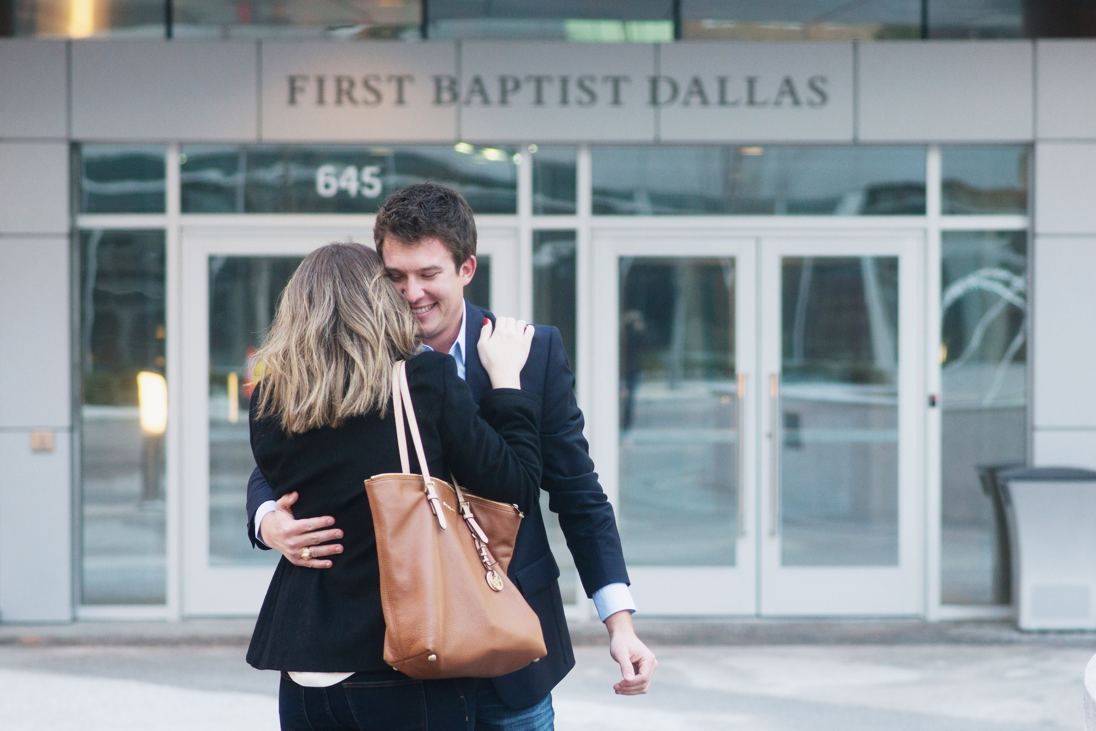 Image 1 of Sam and Jennifer | Dallas Marriage Proposal