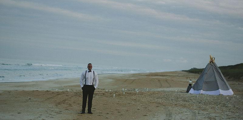 Image 8 of Zak and Lindsey | Florida Beach Proposal