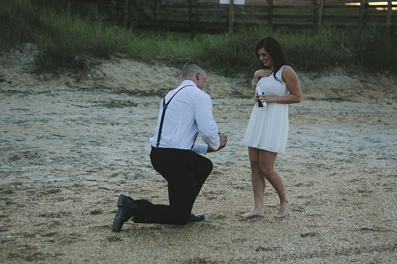 Image 4 of Zak and Lindsey | Florida Beach Proposal
