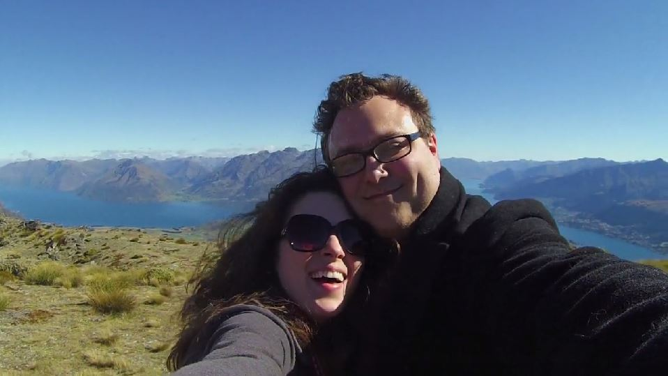 Image 2 of Kristopher & Cassandra | New Zealand Helicopter Proposal
