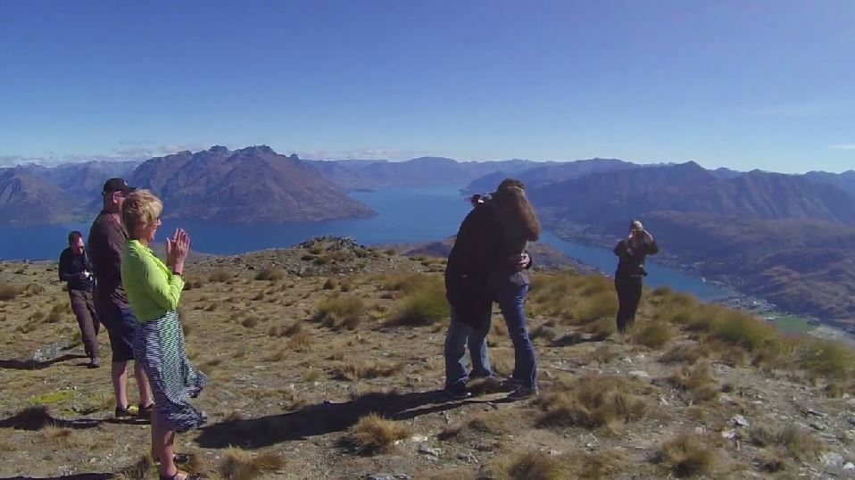 Image 4 of Kristopher & Cassandra | New Zealand Helicopter Proposal