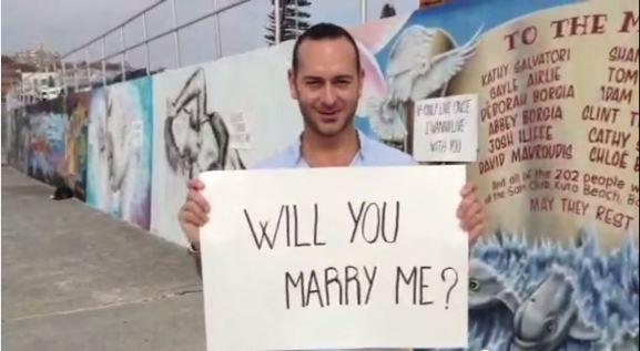 marriage proposal ideas with family videos 2