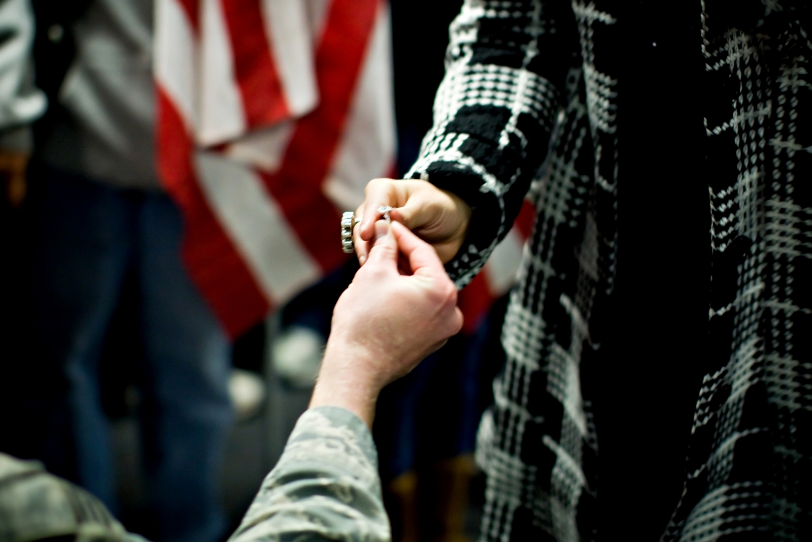 military marriage proposal 8