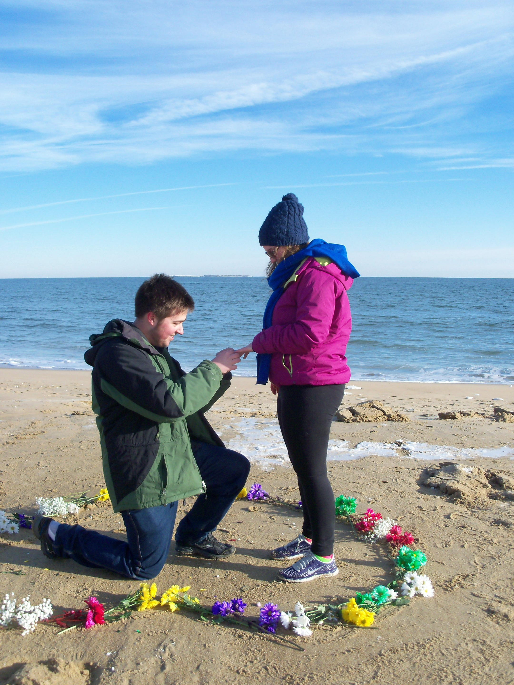 Proposal in Maine