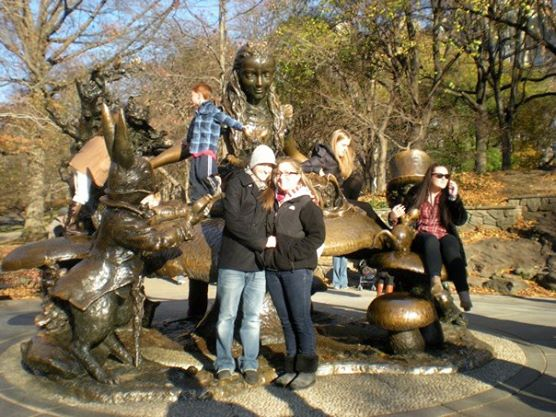 us at central park