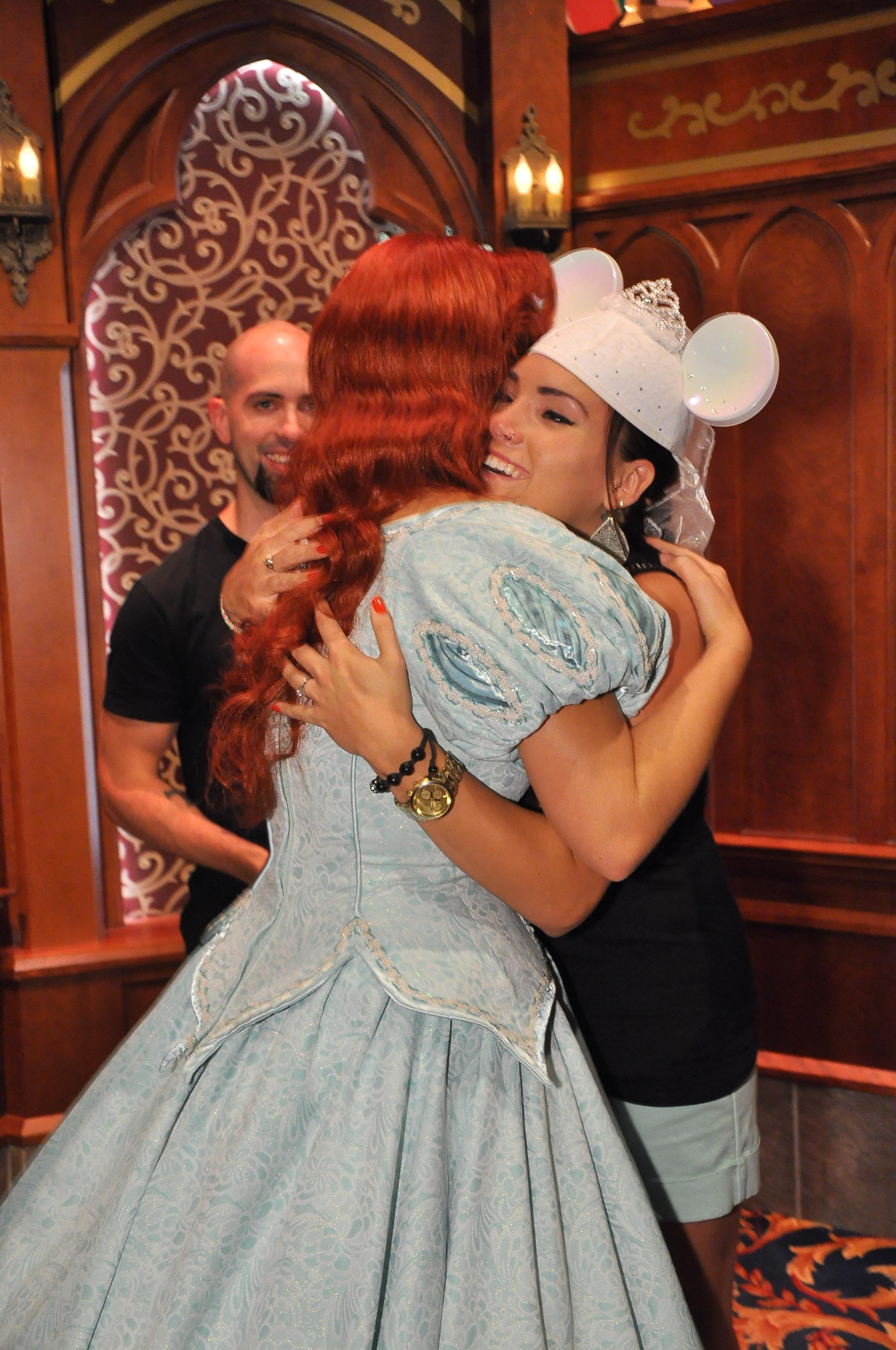 Image 7 of Elizabeth and Tommy's Disneyland Proposal