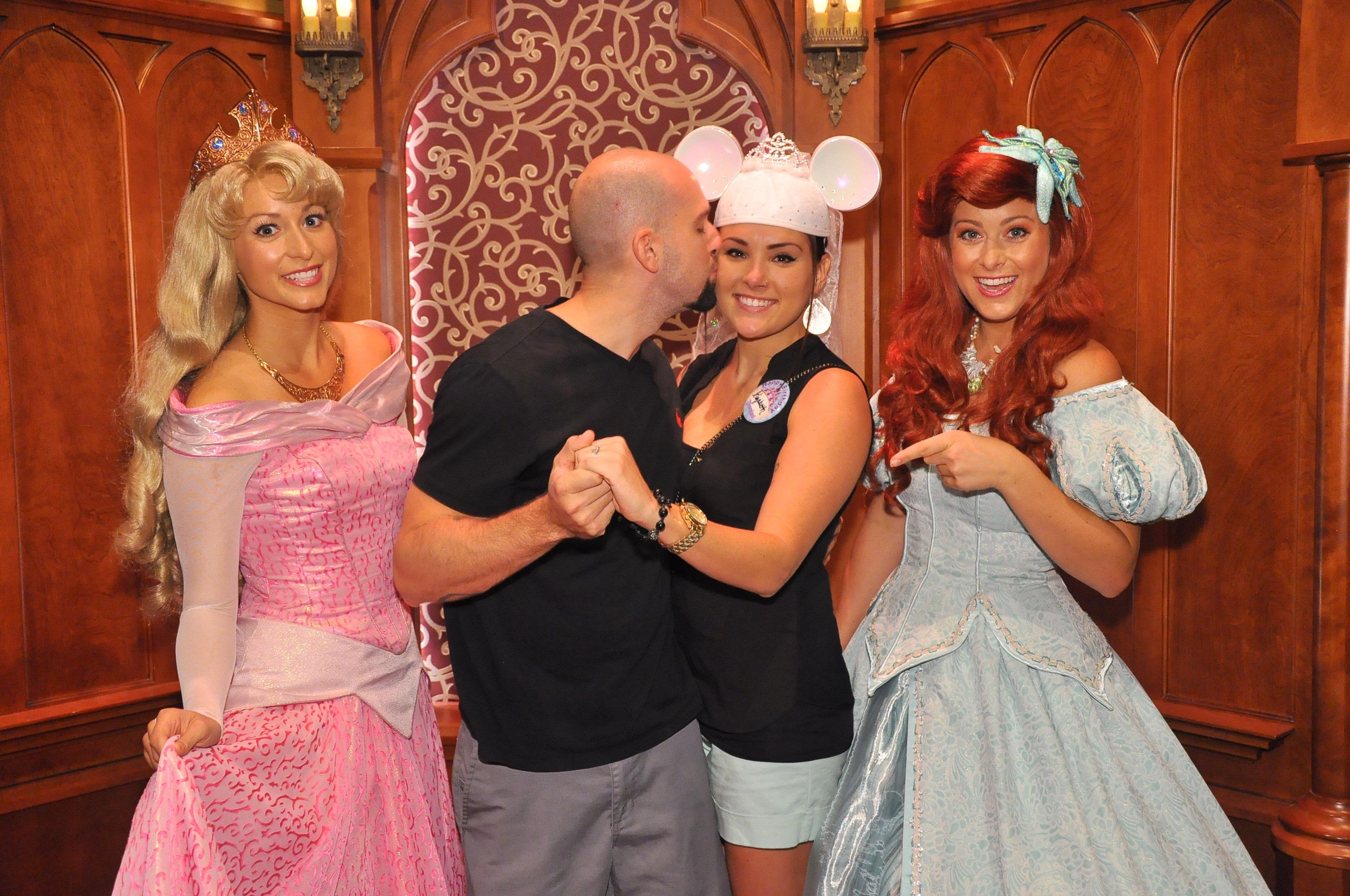 Image 11 of Elizabeth and Tommy's Disneyland Proposal