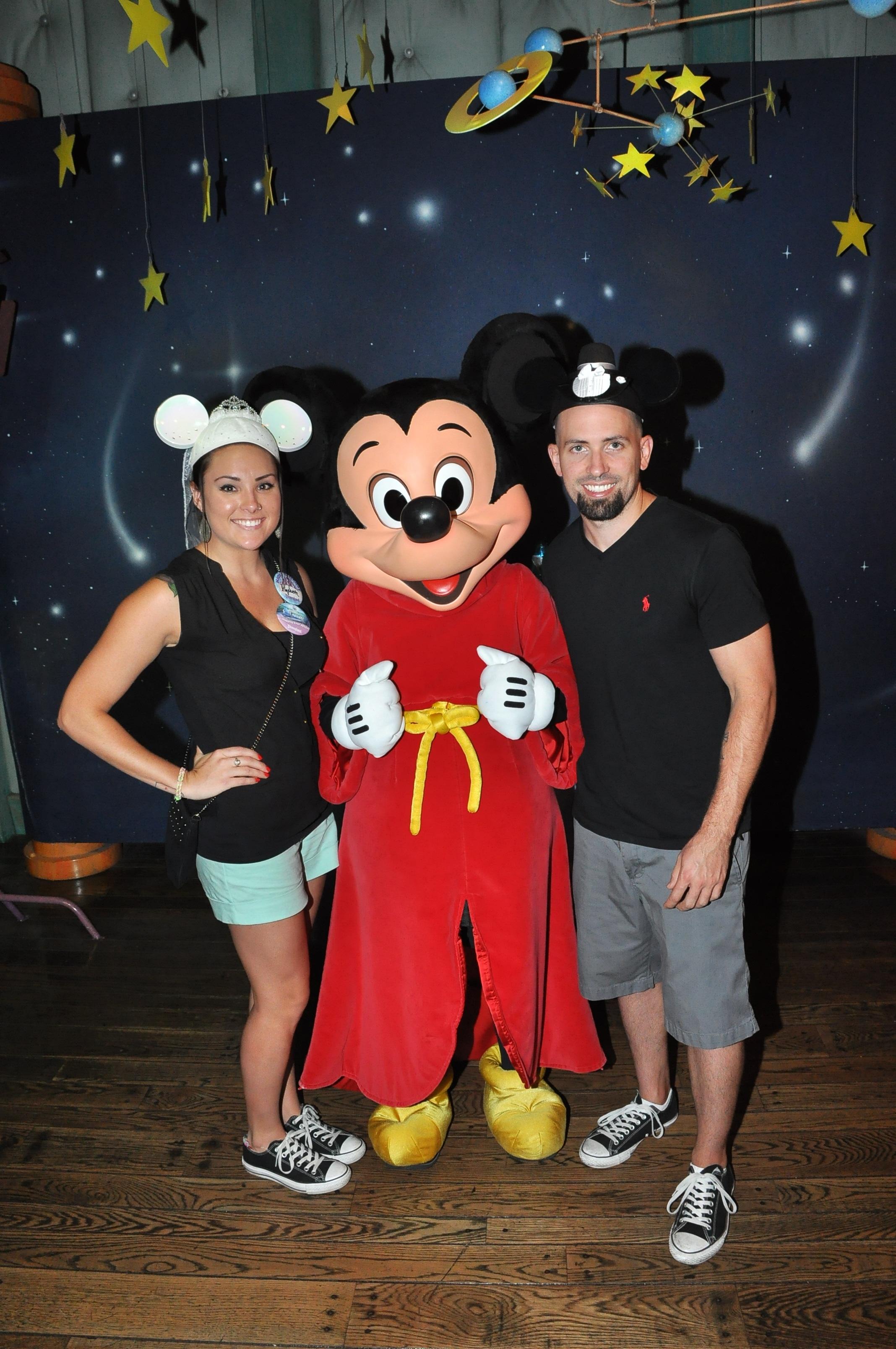 Image 1 of Elizabeth and Tommy's Disneyland Proposal