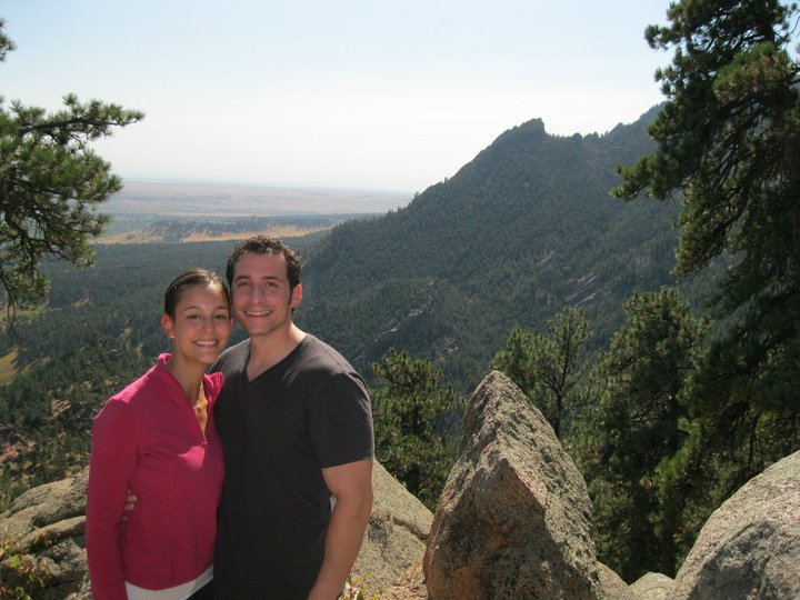 Boulder Colorado Engagement