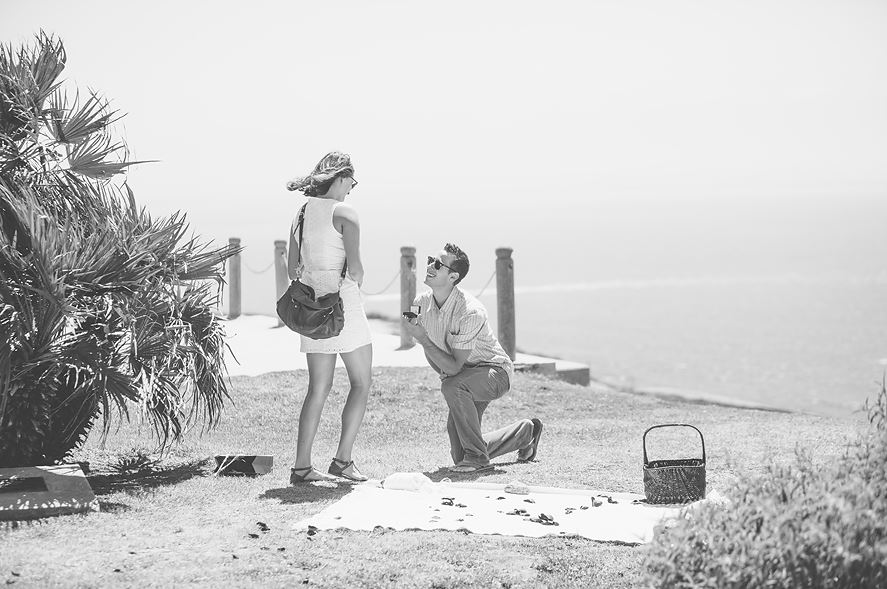 Proposal on their 5 Year Anniversary