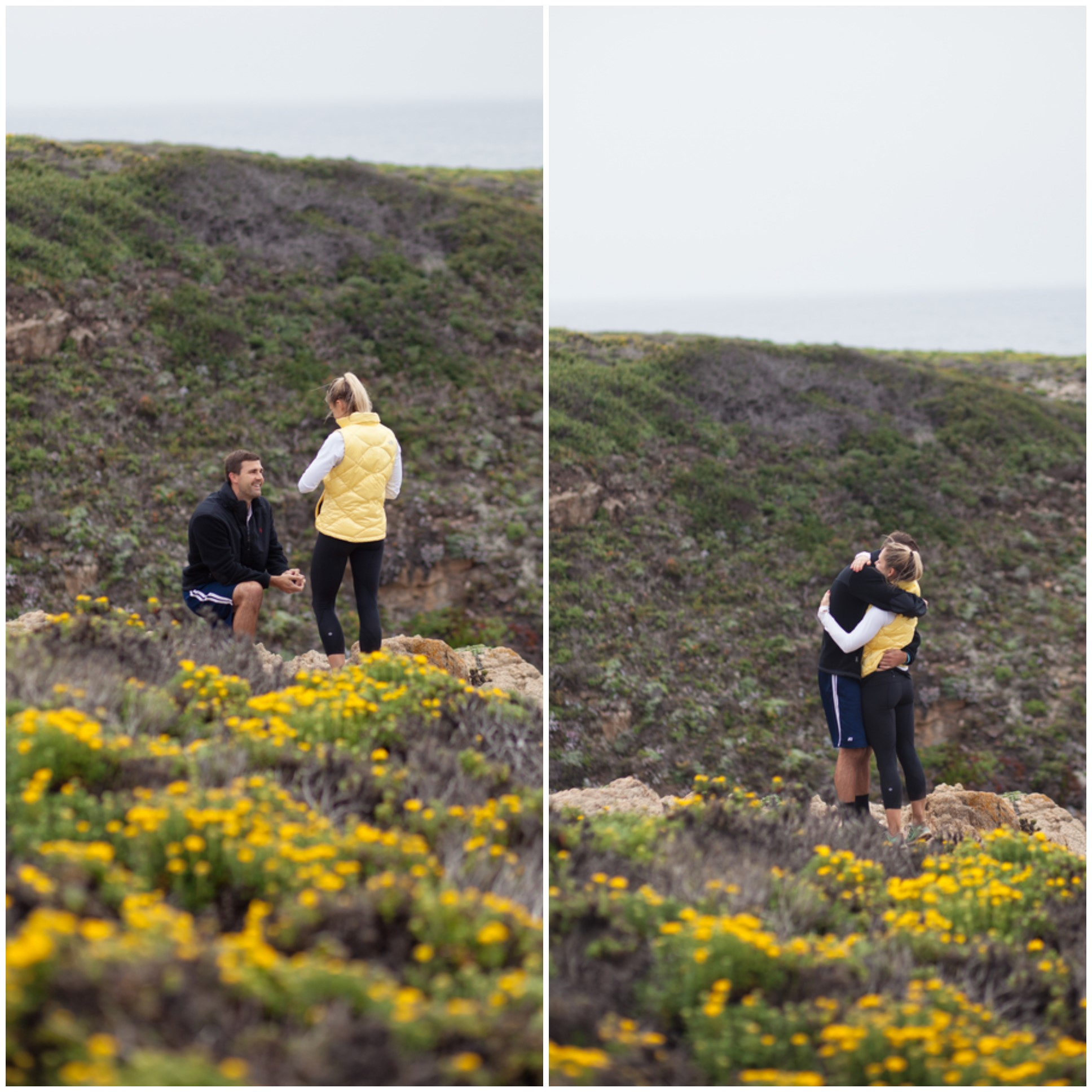 Image 10 of Matt and Stacey's Hiking Proposal at Big Sur