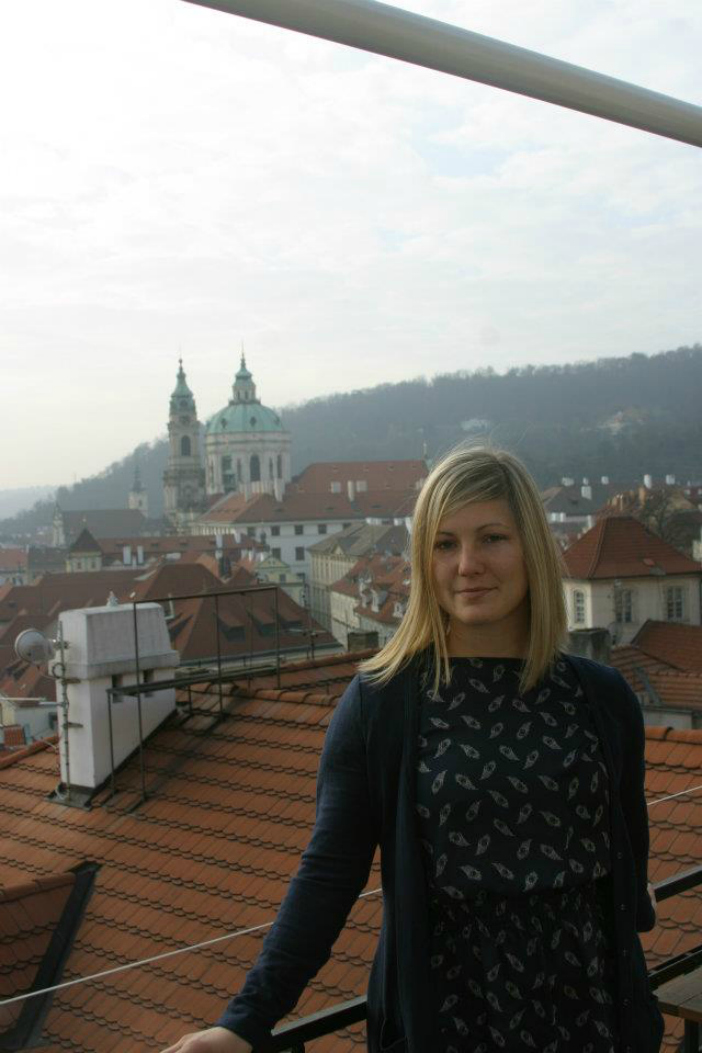 Image 6 of Elliot and Kaci's Surprise Proposal in Prague