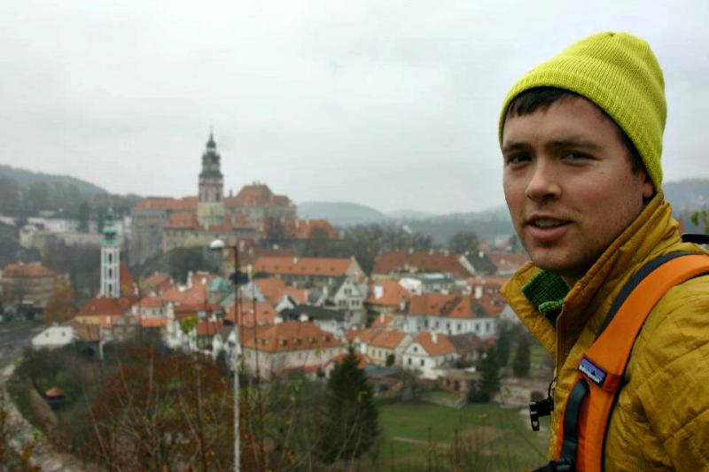 Image 8 of Elliot and Kaci's Surprise Proposal in Prague