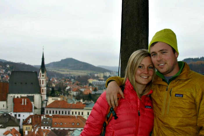 Image 10 of Elliot and Kaci's Surprise Proposal in Prague