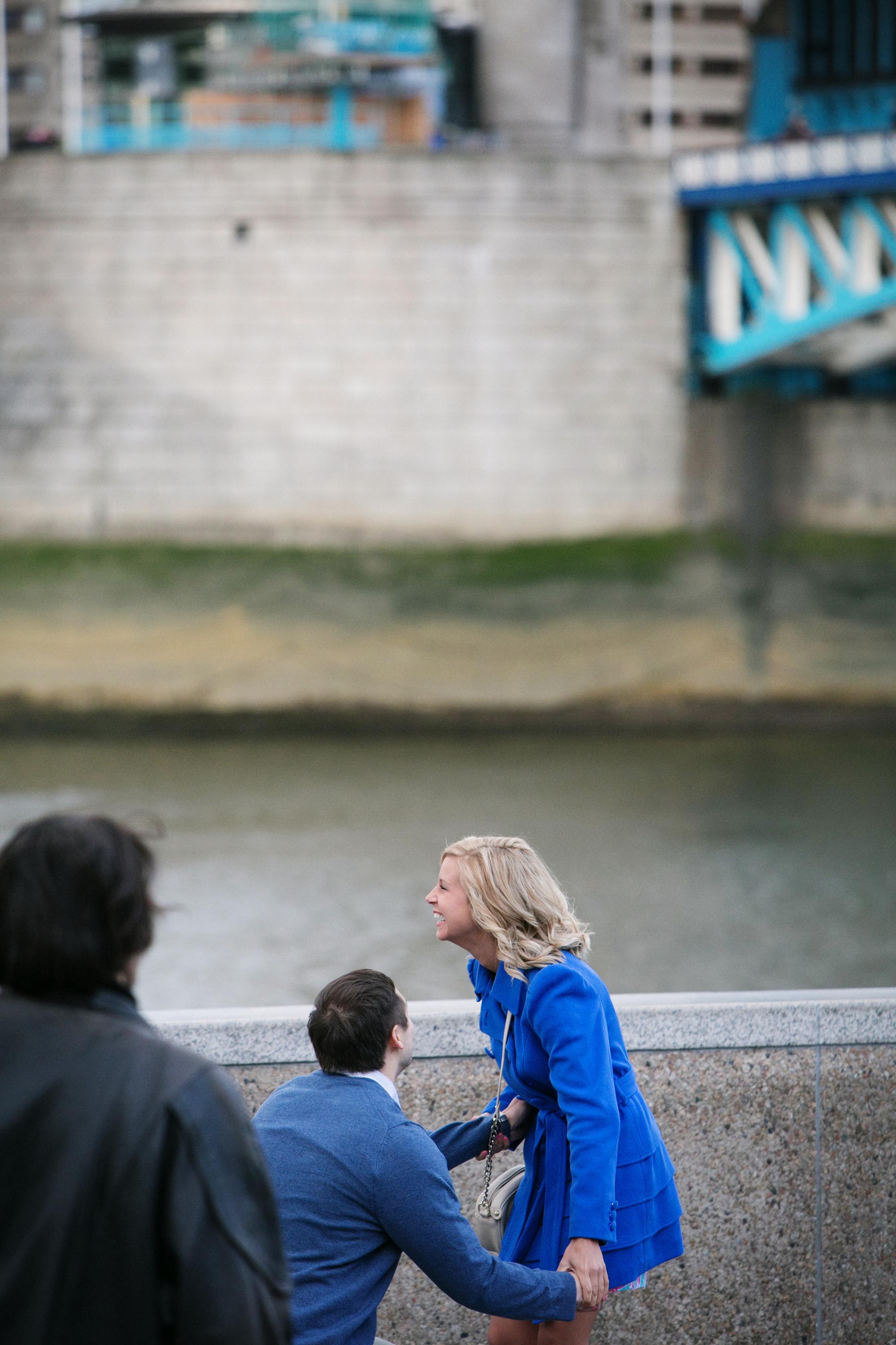 Tower Bridge Proposal in London