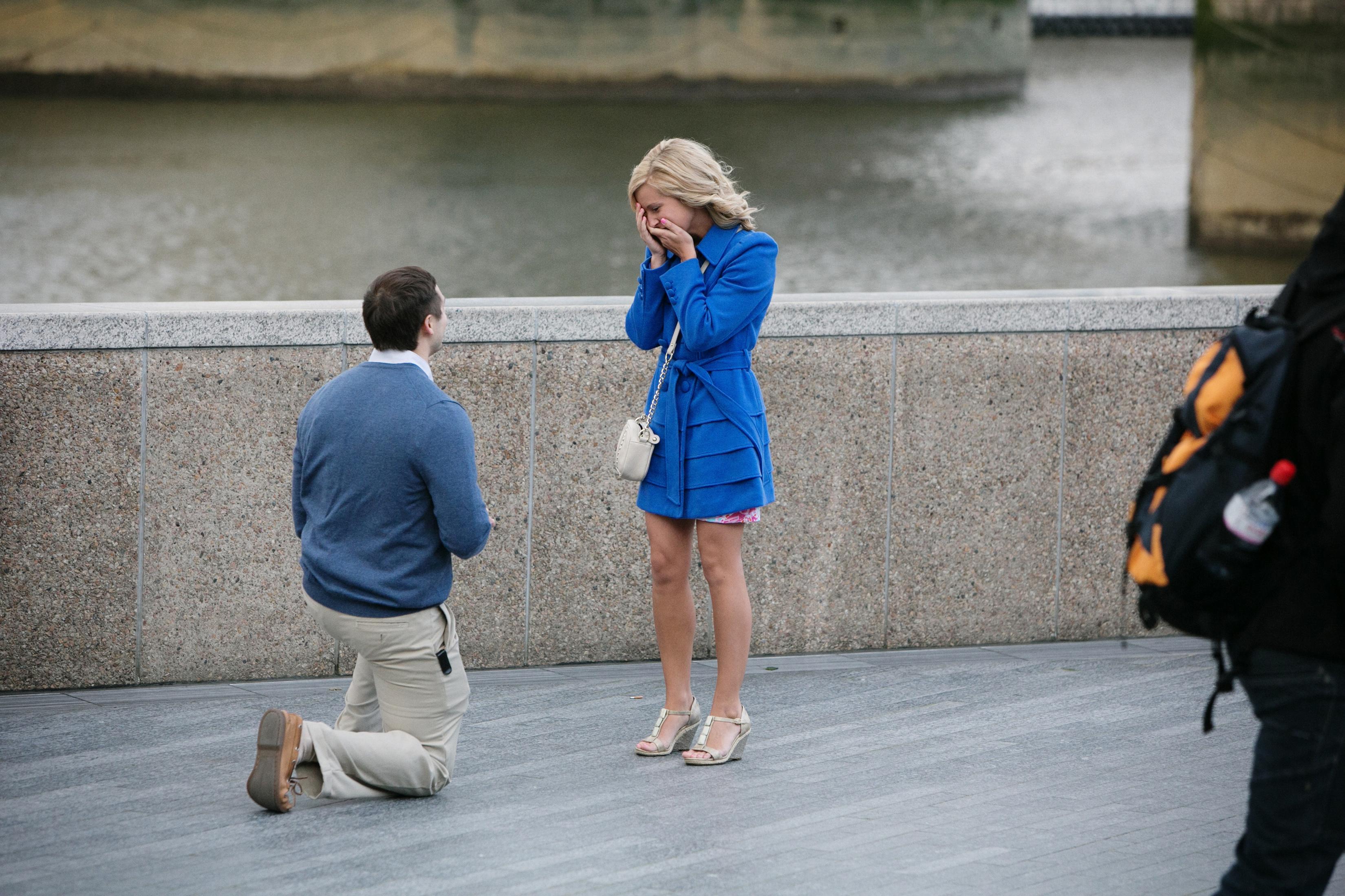 Proposal Ideas in London
