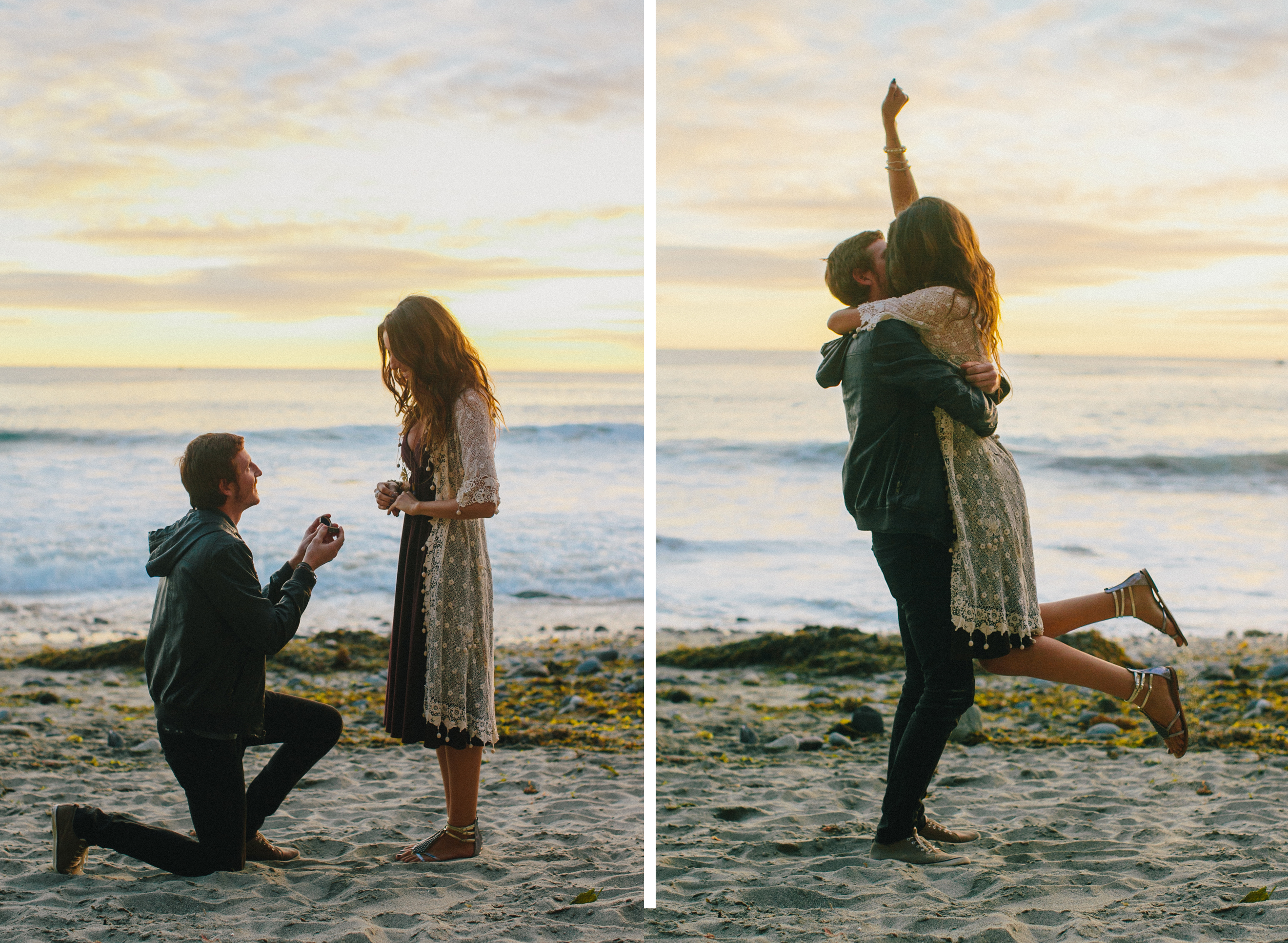 Image 1 of Ryan & Jasmin's California Coast Proposal