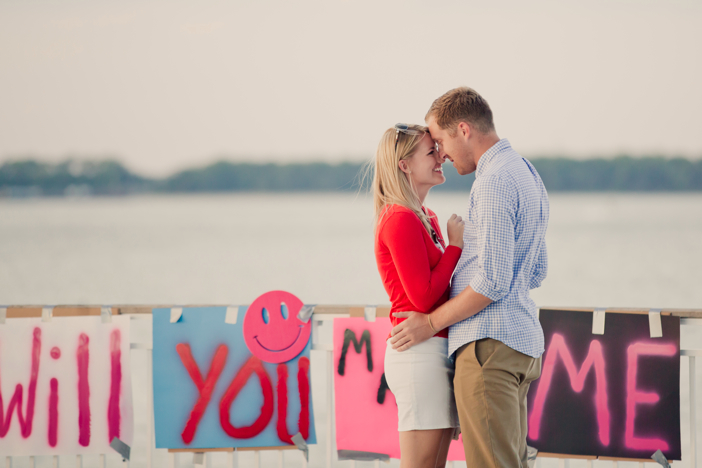 Image 10 of Alex and Faith's Pier Proposal