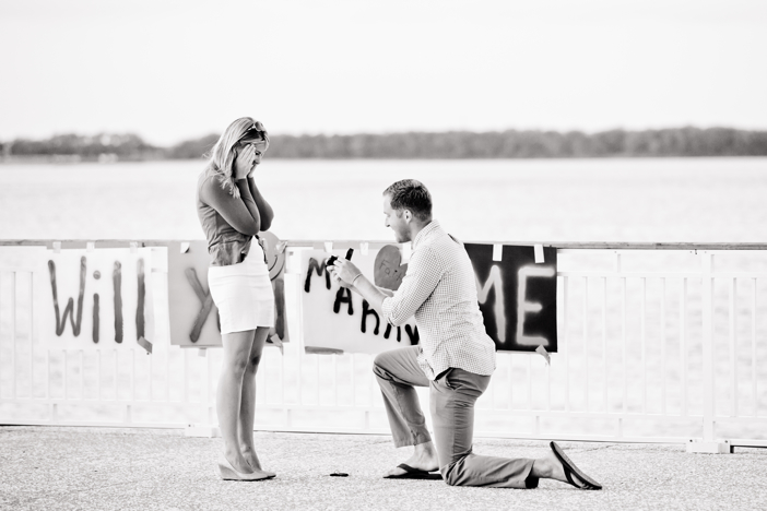 Image 9 of Alex and Faith's Pier Proposal