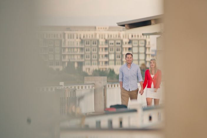 Image 2 of Alex and Faith's Pier Proposal