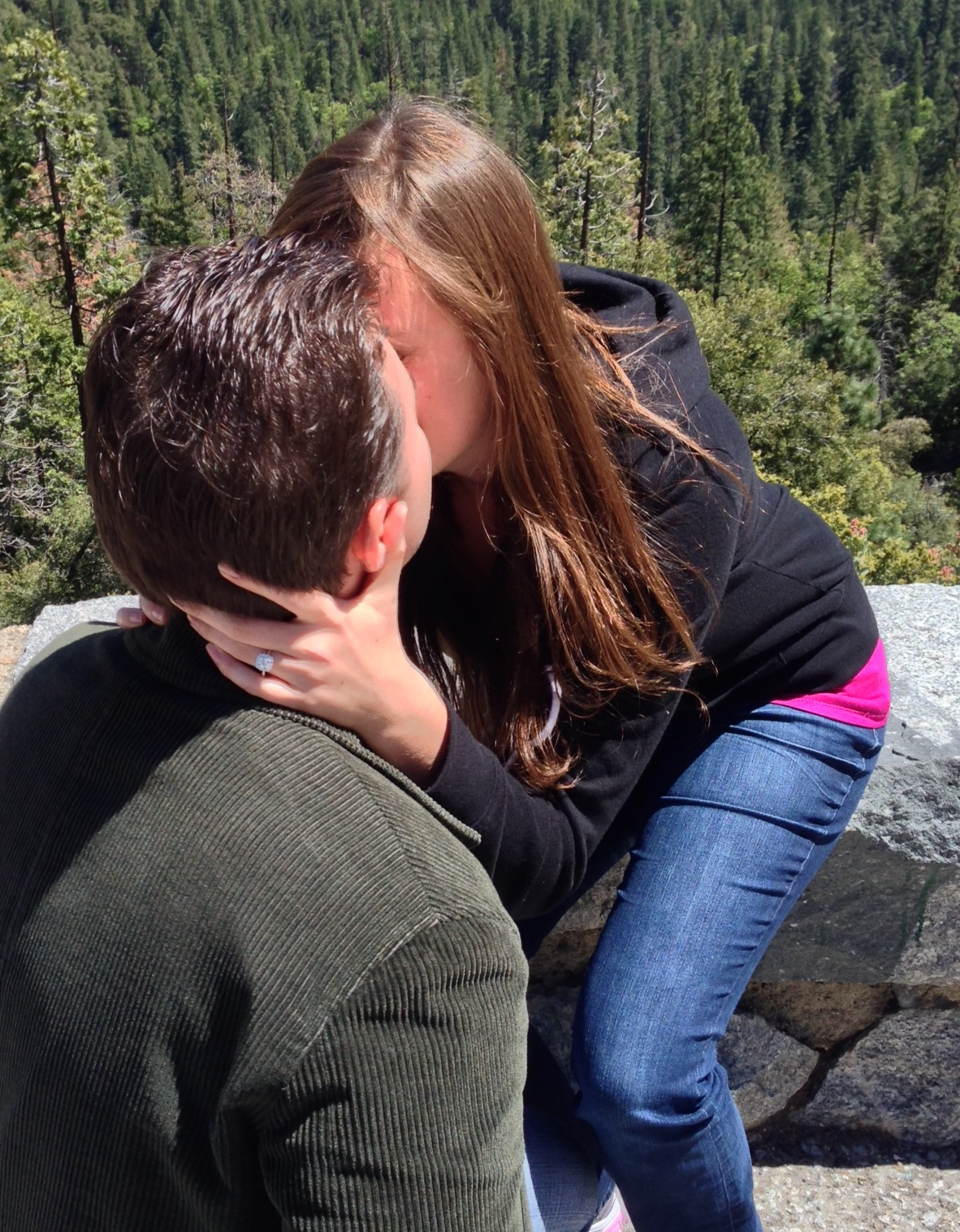Image 5 of Danielle and Kyle | Yosemite National Park Proposal