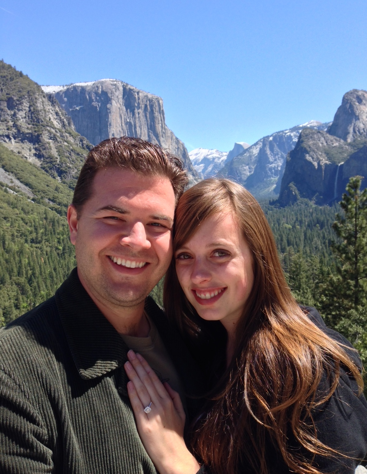 Image 7 of Danielle and Kyle | Yosemite National Park Proposal