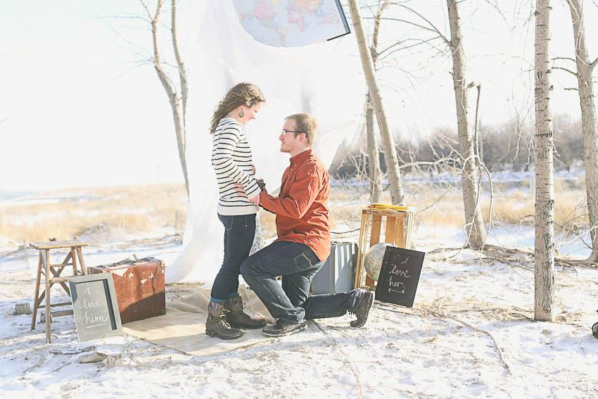 Image 8 of 10+ Awesome Chicago Marriage Proposal Ideas