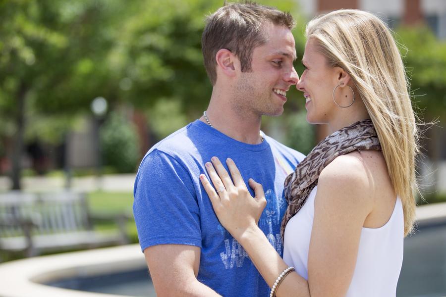 Corey and Allison University of Oklahoma proposal (10)