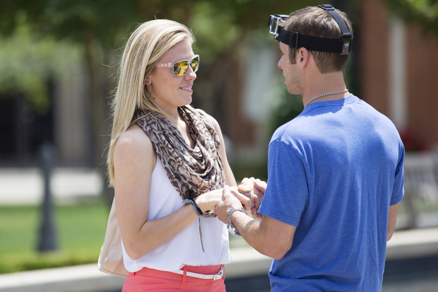 Corey and Allison University of Oklahoma proposal (3)