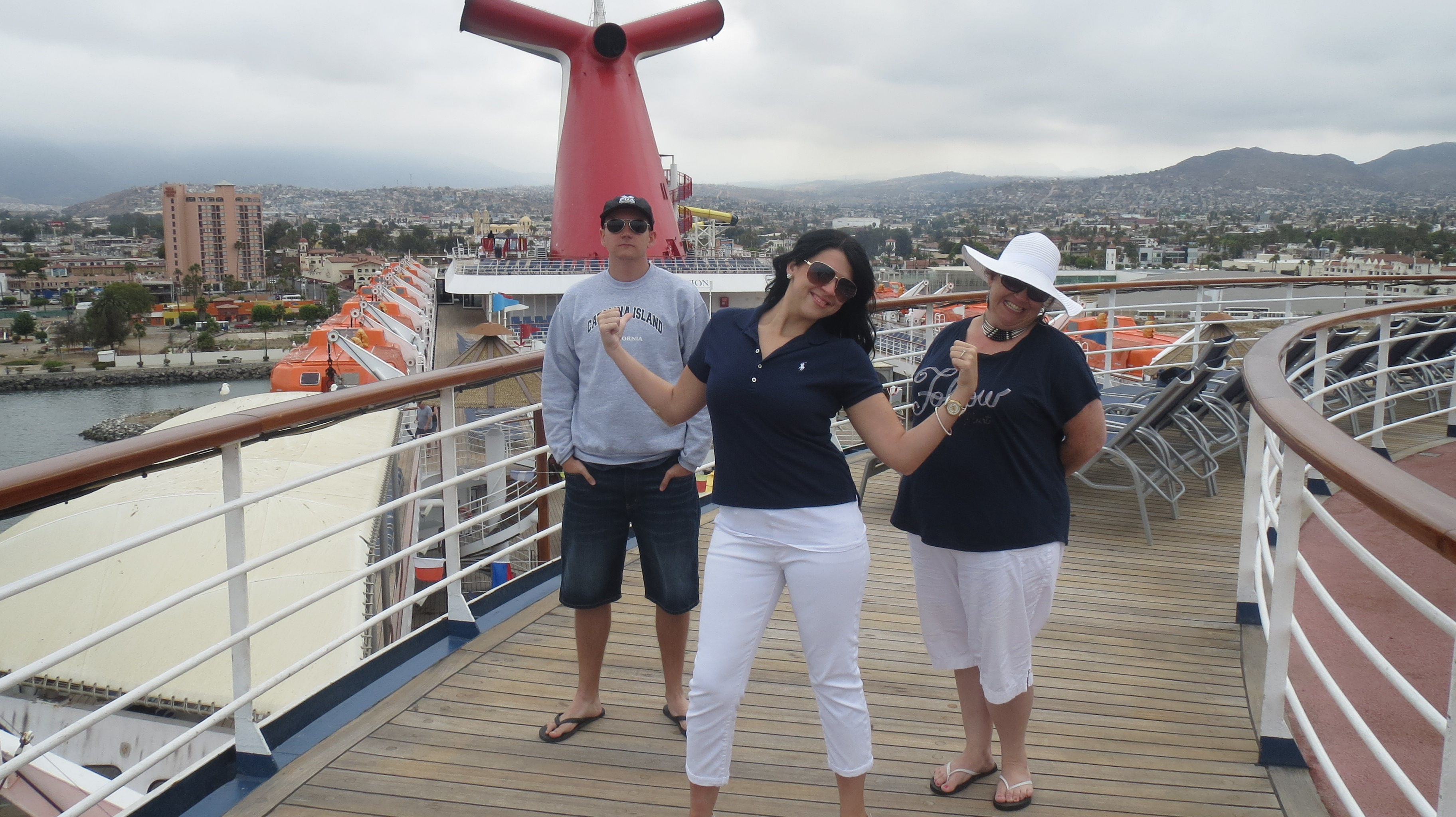Gilbert and Christina Cruise Ship Marriage Proposal (12)