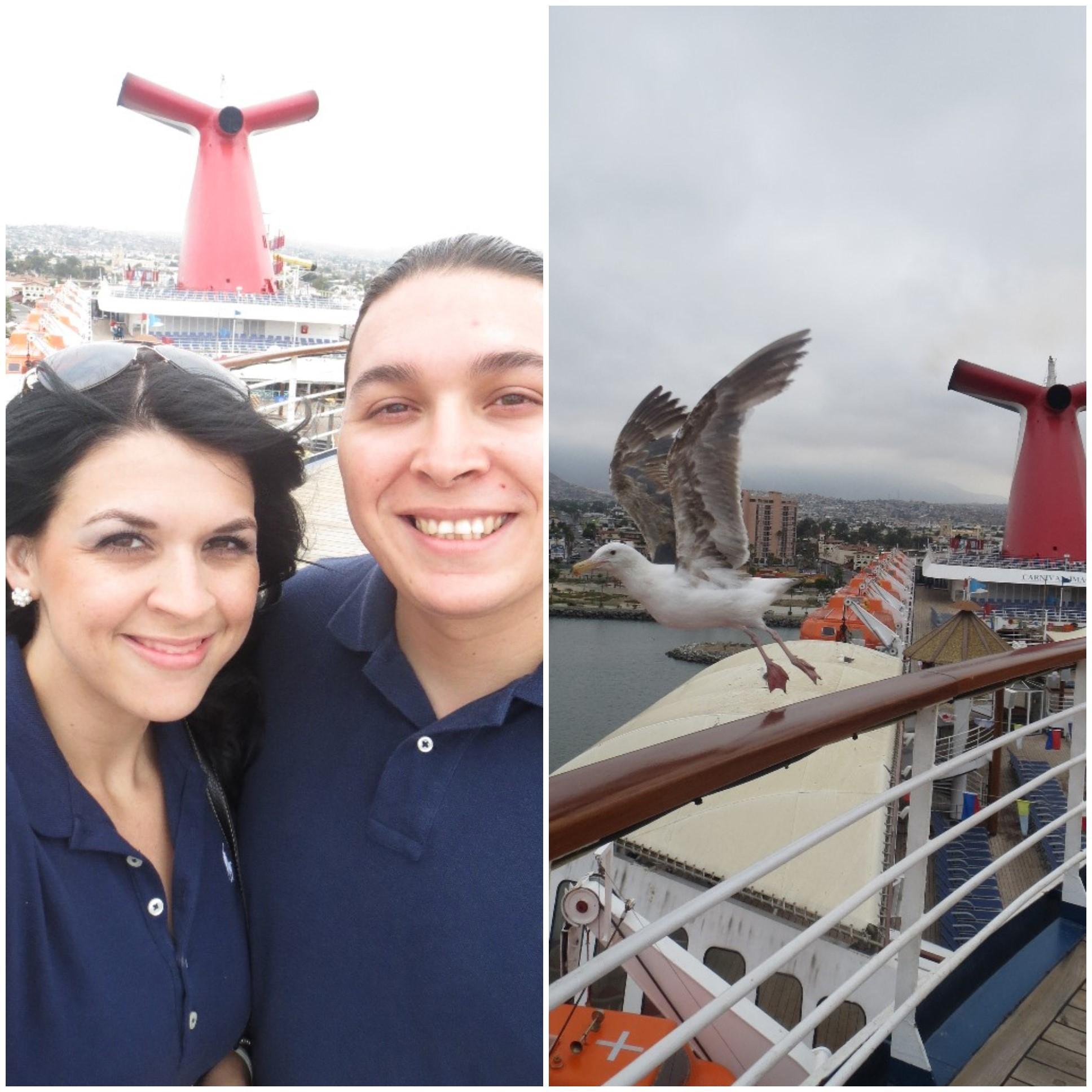 Gilbert and Christina Cruise Ship Marriage Proposal (15)